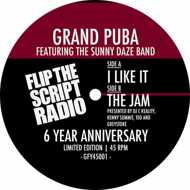 Grand Puba - I Like It / The Jam