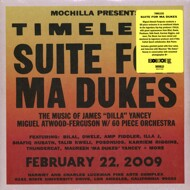 """Miguel Atwood-Ferguson - Timeless: Suite For Ma Dukes - The Music Of James """"J Dilla"""" Yancey (RSD 2021)"""