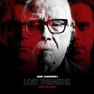 John Carpenter - Lost Themes III - Alive After Death (Red Vinyl)