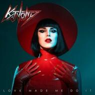Kat Von D - Love Made Me Do It (Black Vinyl)