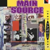 Main Source - Just Hangin' Out / Live At The Barbecue (Purple Vinyl)