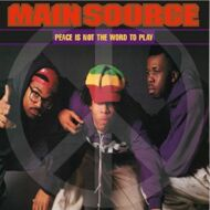 Main Source - Peace Is Not The Word To Play (Black Vinyl)