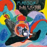 Mndsgn (Mindesign) - Rare Pleasure (Black Vinyl)