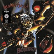 Motörhead - Bomber (Silver Vinyl)