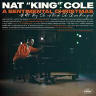 Nat King Cole - A Sentimental Christmas With Nat King Cole