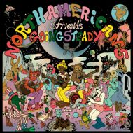 North Americans & Friends - Going Steady Opaque (Pink Vinyl)