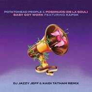 Potatohead People & Posdnuos - Baby Got Work