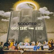 Scooter - God Save The Rave (Clear Vinyl)