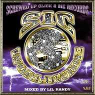 Screwed Up Click & Sic Records - SIC Worldwide (Black Vinyl)