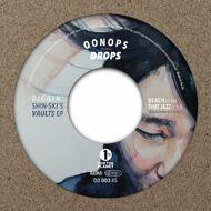 Shin-Ski - Diggin' Shin-Ski's Vaults EP (Marbled Vinyl)