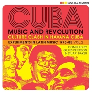 Various (Soul Jazz Records presents) - Cuba: Music And Revolution 2 1975-85