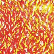 The Bug - Fire (Grey Vinyl)