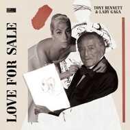 Tony Bennett & Lady Gaga - Love For Sale (Black Vinyl)