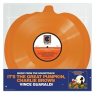 Vince Guaraldi - It's The Great Pumpkin, Charlie Brown (Soundtrack / O.S.T.) [Shaped Disc]