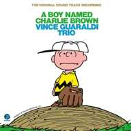 Vince Guaraldi Trio - A Boy Named Charlie Brown (Soundtrack / O.S.T.)