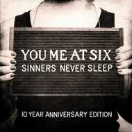 You Me At Six - Sinners Never Sleep (Black Vinyl)