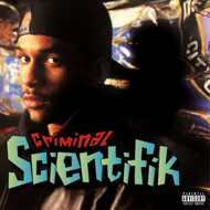 Scientifik - Criminal (Black Vinyl)