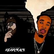 Rome Streetz & Futurewave - Headcrack (Black Vinyl)