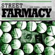 Rome Streetz & Farma Beats - Street Farmacy (Black Vinyl)