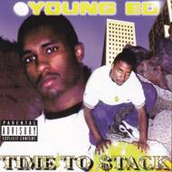Young Ed - Time To Stack (SplatterVinyl)