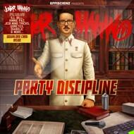 Junior Makhno - Party Discipline (Red Vinyl)