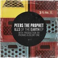 Peebs The Prophet - Ills of the Earth EP