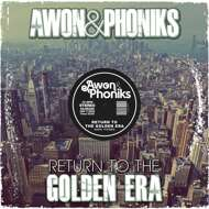 Awon & Phoniks - Return to the Golden Era (Gold Nugget Vinyl)