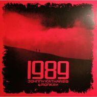 Monkay & Johnny Katharsis - 1989 (Red Cover)