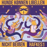 Hafkes & Lune - Hunde können Libellen nicht beißen