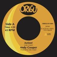 Andy Cooper (Ugly Duckling) - Action! / Don't Hold The Feeling In