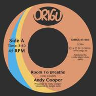 Andy Cooper (Ugly Duckling) - Room To Breathe / Unlikely Assassin