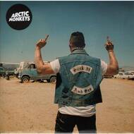 Arctic Monkeys - Suck It And See / Evil Twin