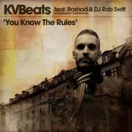 KVBeats feat. Rahsad  & DJ Rob Swift - You Know The Rule