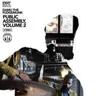 Damu The Fudgemunk - Public Assembly Volume 2 (Gold Vinyl)