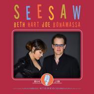 Beth Hart & Joe Bonamassa - Seesaw (Clear Vinyl)