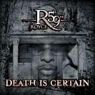 """Royce Da 5'9"""" - Death Is Certain (Black Waxday RSD 2018)"""