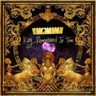 Big K.R.I.T. - King Remembered In Time (Gold Vinyl)