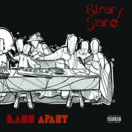 Binary Star - Ears Apart (Silver Vinyl)