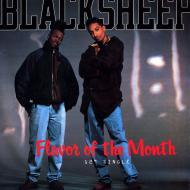 Black Sheep - Flavor Of The Month / Butt ... In The Meantime