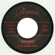 Black Market Brass - War Room / Into The Thick