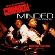 Boogie Down Productions - Criminal Minded (Red Vinyl)