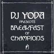 DJ Yoda presents - Breakfast Of Champions (White Vinyl)