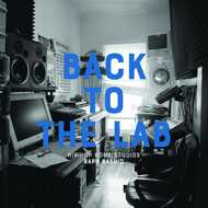 Raph Rashid - Back To The Lab: Hip Hop Home Studios (Hardcover Book)