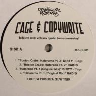 Cage - Boston Crabs: Haterama Pt. 2 / Haterama Pt. 1 / Boston Baked Bitch