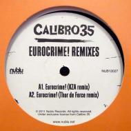 Calibro 35 - Eurocrime! Remixes
