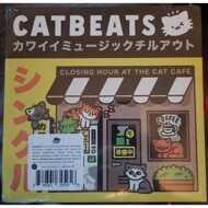 catbeats - Closing Hour At The Cat Café / Sweatpants & Coffee
