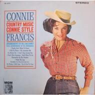 Connie Francis - Country Music Connie Style