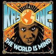 KRS-One - The World Is MIND (Black Waxday 2019 - Orange Vinyl)