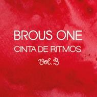 Brous One - Cinta De Ritmos Vol. 3 (Tape)
