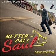 Dave Porter - Better Call Saul - Score Series 1 & 2 (Soundtrack / O.S.T.)
